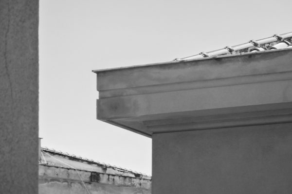 Progetto di ristrutturazione della copertura di un edificio residenziale