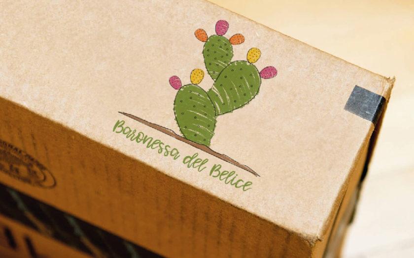 barone licia - bonanno giovanni_ logo baronessa del belice